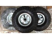 Wheels, cart,lawnmower,project,hand truck