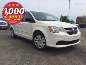 2013 Dodge Grand Caravan SXT | STOW N GO | ONLY $120 BI-WEEKLY*