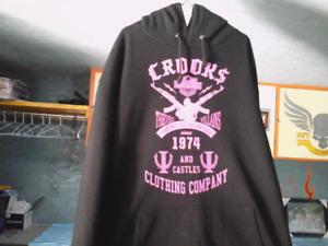 Brand name hoodies