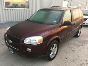 2009 Chevrolet Uplander LT1 7 Passenger! Air Conditioning!