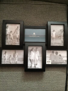 6 photo frame - never used