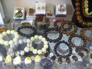 HUGE VARIETY OF BALTIC AMBER JEWELRY JEWELLERY THE RUSSIAN STONE
