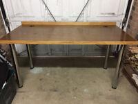 Veneered desk for sale