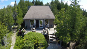 Waterfront Cottage on Lake Huron, Larry`s Lake