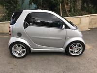 Brabus Smart Car - low mileage - high spec - brilliant condition - quality sound system - £2495 Ono