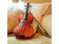 Violinist / fiddler