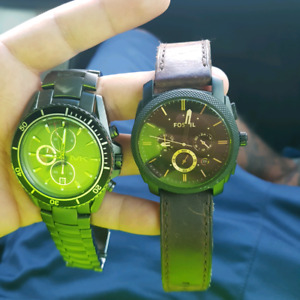 Used watch