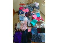 10-12 years large bundle of girls clothes