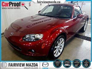 2008 Mazda MX-5 GT PRHT CUIR