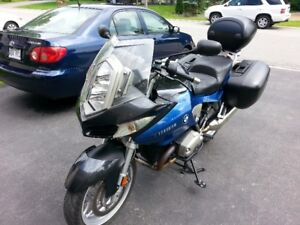 BMW R1200ST ohlins low kms mint touring package