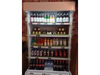 Multideck retail display fridge
