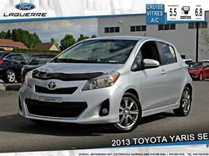 2013 Toyota Yaris SE**AUTOMATIQUE*BLUETOOTH* CRUISE*A/C**