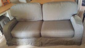 Superb, comfortable, good quality 3 seater sofa.