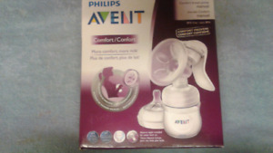 Philips Avent Breast Pump Manual SCF330/20   (Brand New)