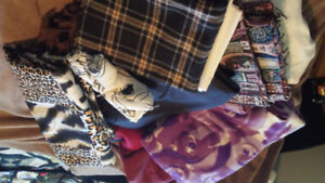 Large lot of sewing material
