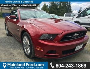 2014 Ford Mustang V6 Premium NO ACCIDENTS, LOW KMS