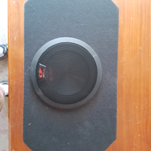 Alpine Subwoofer 300W Newer with warranty