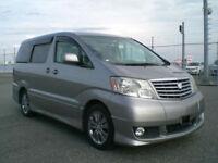 Toyota Alphard ** In transit **