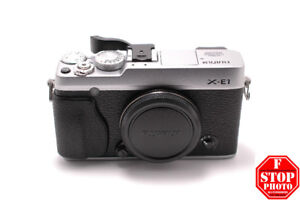 Fuji X-E1 Mirrorless DSLR Camera