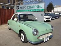 Nissan Figaro 1.0£3,995 p/x welcome 1991 MADE , GOOD RUNNER