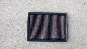 K & N  air filter for a Jeep. Excellent condition.