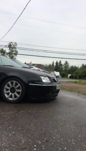 Volkswagen gli 2004 big turbo