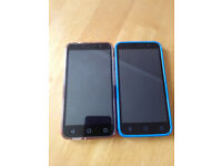 Vodafone Smart Turbo 7 Smart Phones for Sale - Pair of - Work on any network