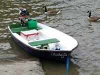 Dingy in good condition (not including motor)