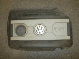 VW TSI Engine Cover from Mk6 2012 Volkswagen Golf GTI 2.0T