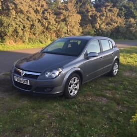 2007 Astra 1.6 six twinport 72,000 immaculate