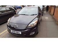 MAZDA 3 TAMURA 1.6 PETROL MANUAL 5 DOOR LOW MILLAGE