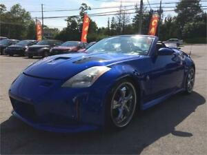 2004 Nissan 350Z LOADED,LOTS OF EXTRAS, NEW TIRES, FAST!