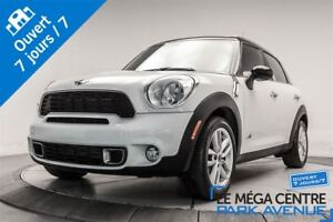 2013 MINI Cooper S Countryman AWD