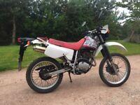 Honda XLR125 1998