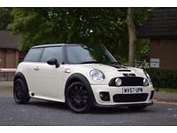 2007 MINI Cooper S John Cooper Works JCW WHITE Pan roof NEW TIMING CHAIN