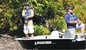 2017 legend boats 15 Angler ALL-IN PRICE, NO EXTRA FEES. 28/week