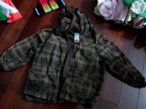 Gymboree fall or spring coat. In good condition.