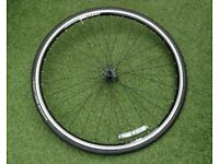 GIANT GX 02 Road Racing Bicycle Bike Front Wheel with Great Condition SCHWALBE TYRE & QUICK RELEASE