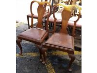 BEDROOM/HALL CHAIRS