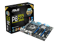 ASUS P8Z77 WS WORKSTATION INTEL 1155 MOTHERBOARD