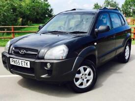 Hyundai Tucson CDX 2.0 crtd full heated leather