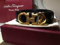 Brand New Salvatore Ferragamo Belt Mens