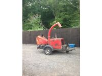 Entec timber wolf wood chipper