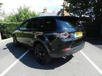 Land Rover Discovery Sport TD4 HSE BLACK (black) 2016-07-06
