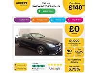 Mercedes-Benz E200 AMG Line FROM £140 PER WEEK!