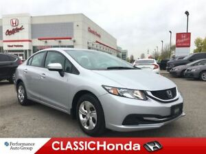 2015 Honda Civic Sedan LX | ECON | BLUETOOTH| REAR CAM | |