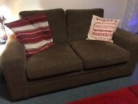 A pair of Two seater sofas. (From No Smoking/No Pet home)