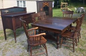 Furniture and Antique Furniture for sale