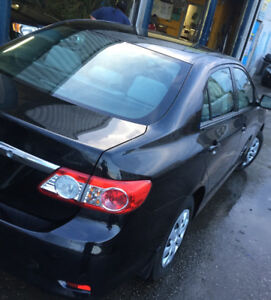 Corolla 2012Accident free One owner power window