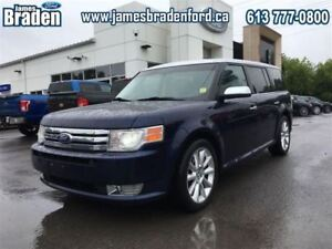 2011 Ford Flex Limited - Navigation -  Leather Seats -  Bluetoot